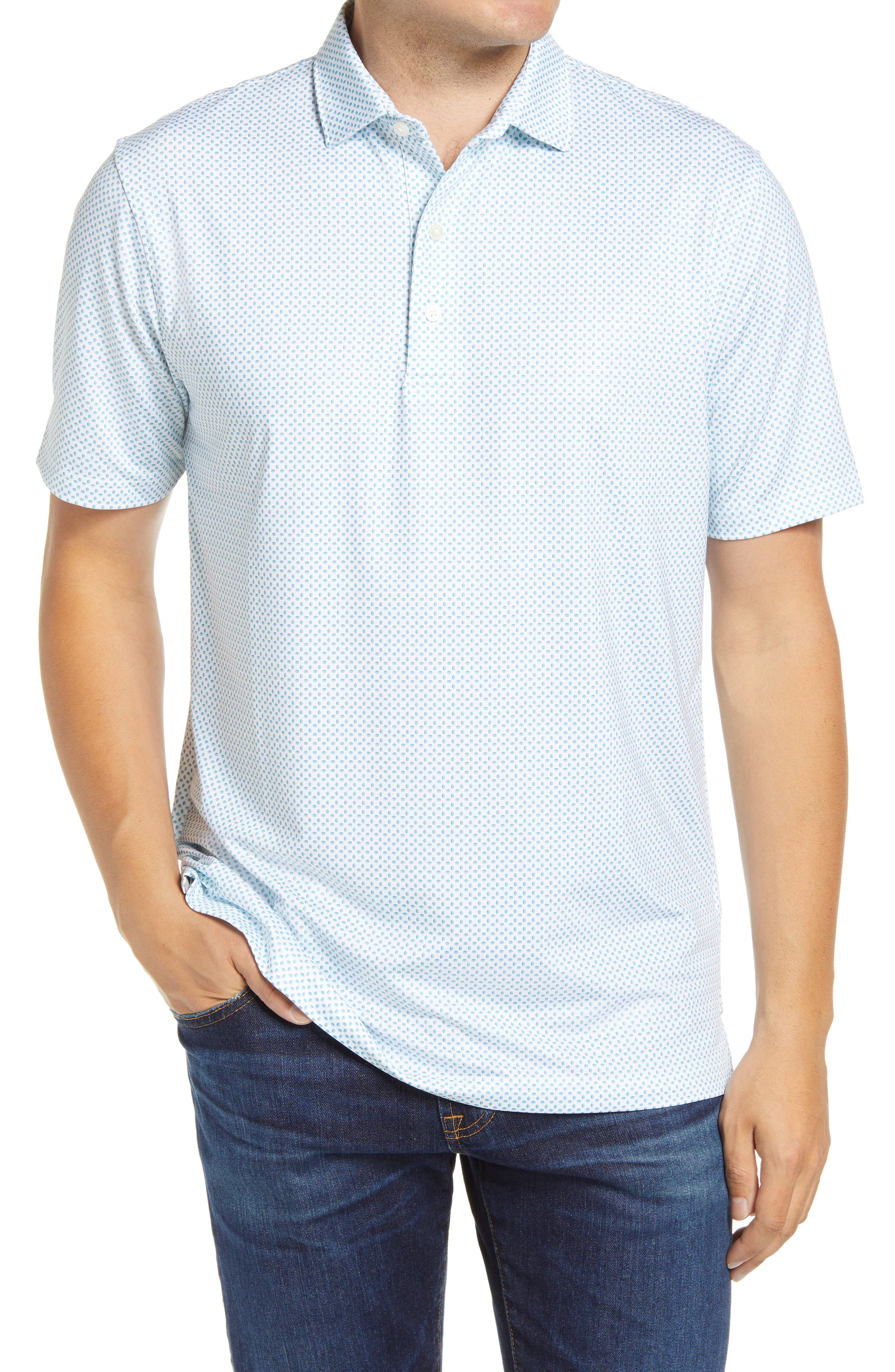 Wesley Neat Performance Polo