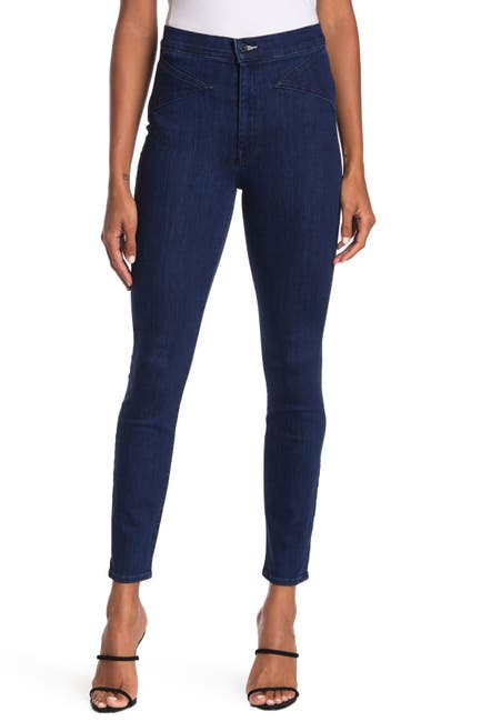 Image of MOTHER The Blade Swooner Skinny Jeans