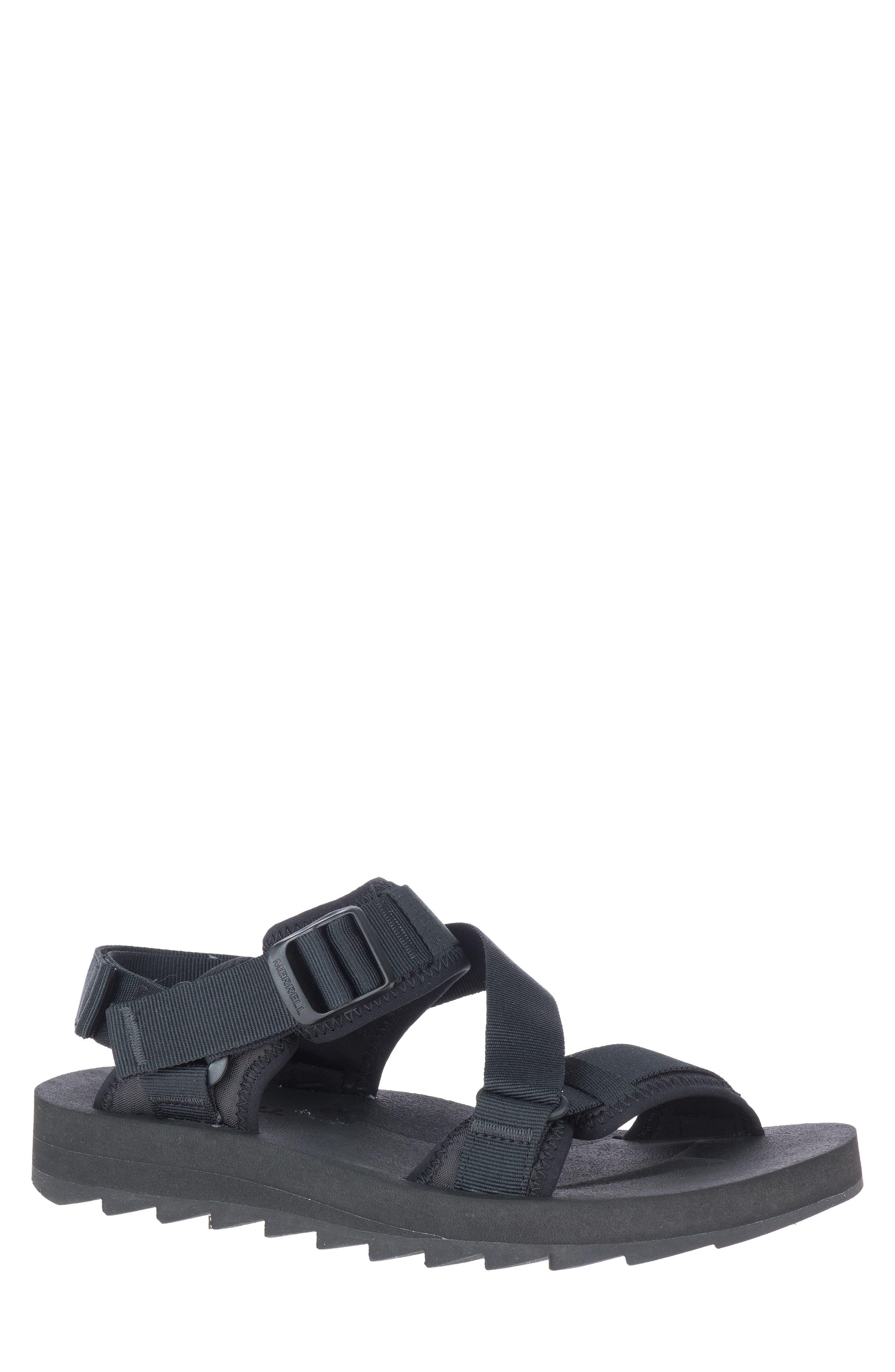 Alpine Strap Sandal