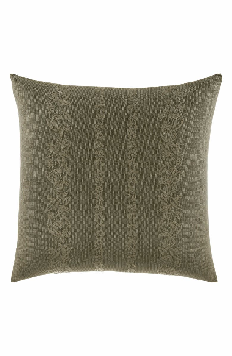 TOMMY BAHAMA Nador Linen Pillow, Main, color, NEUTRAL