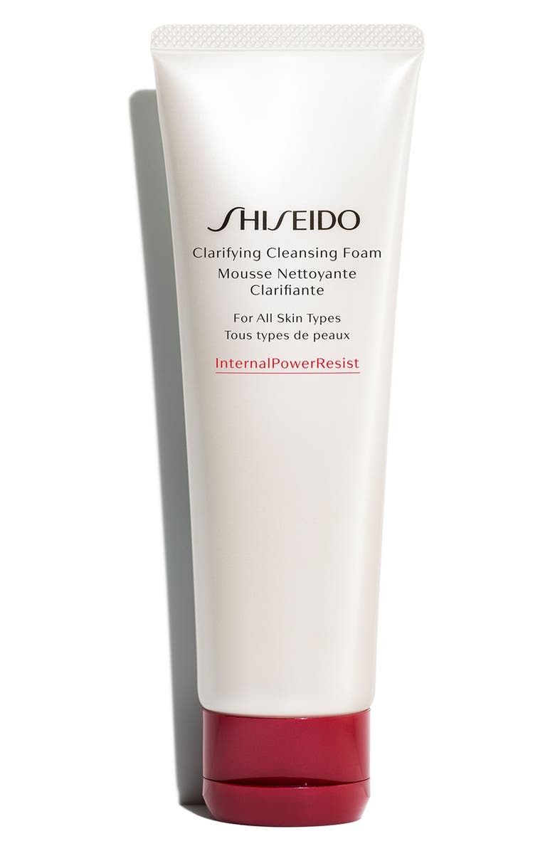 SHISEIDO Clarifying Cleansing Foam, Main, color, 000