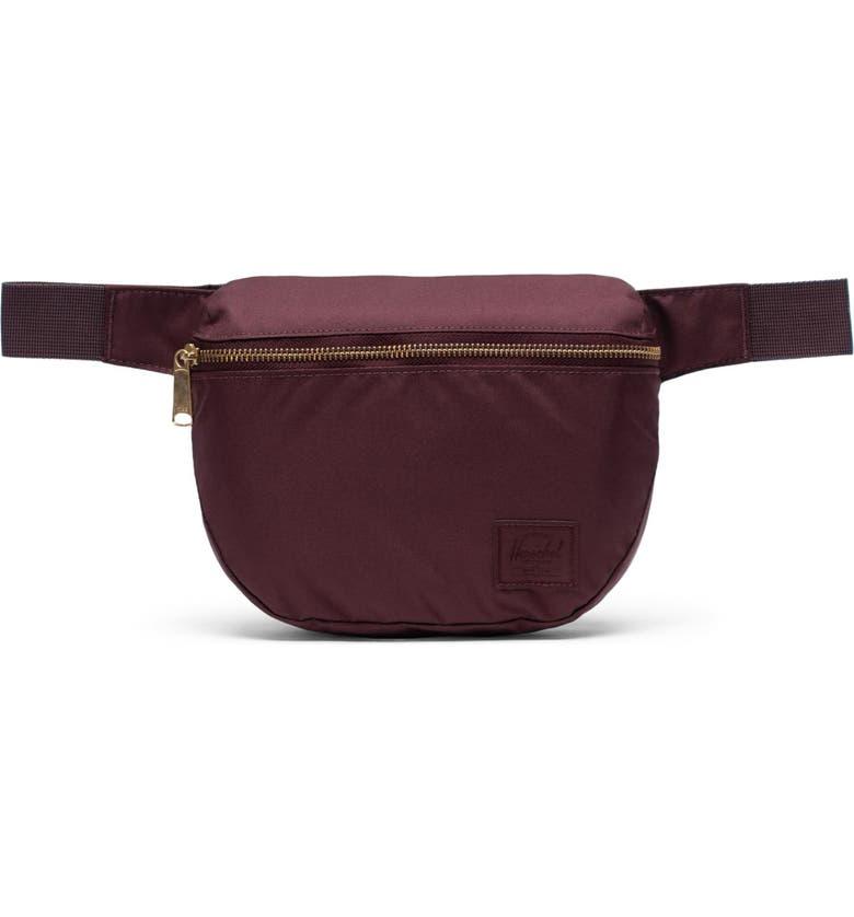 HERSCHEL SUPPLY CO. Fifteen Light Belt Bag, Main, color, 500