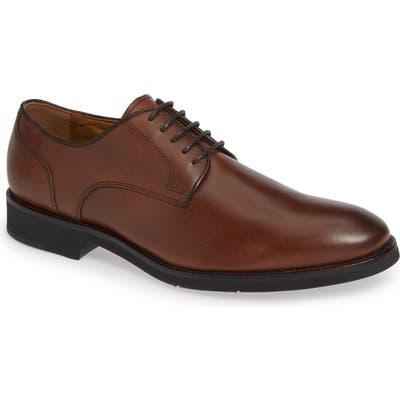 Johnston & Murphy Carlson Derby- Brown