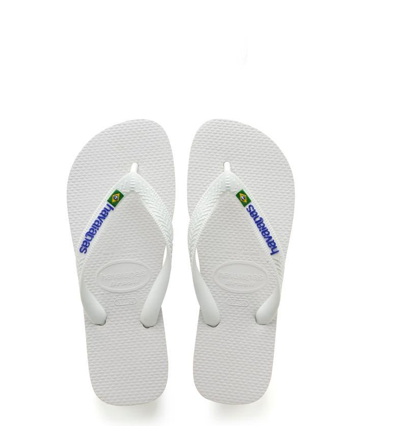 HAVAIANAS 'Brazil Logo' Flip Flop, Main, color, 100