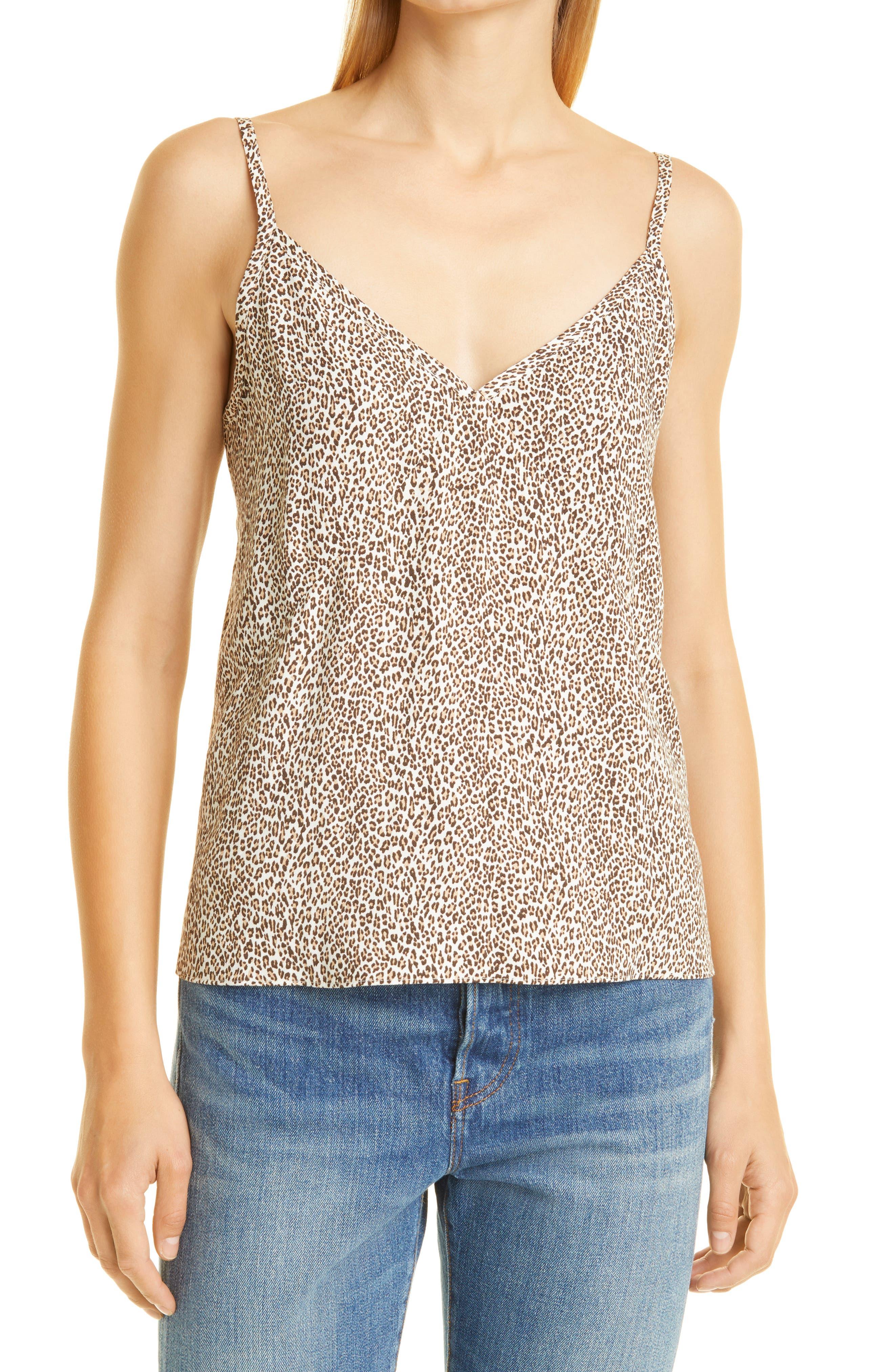 Leopard Print Camisole