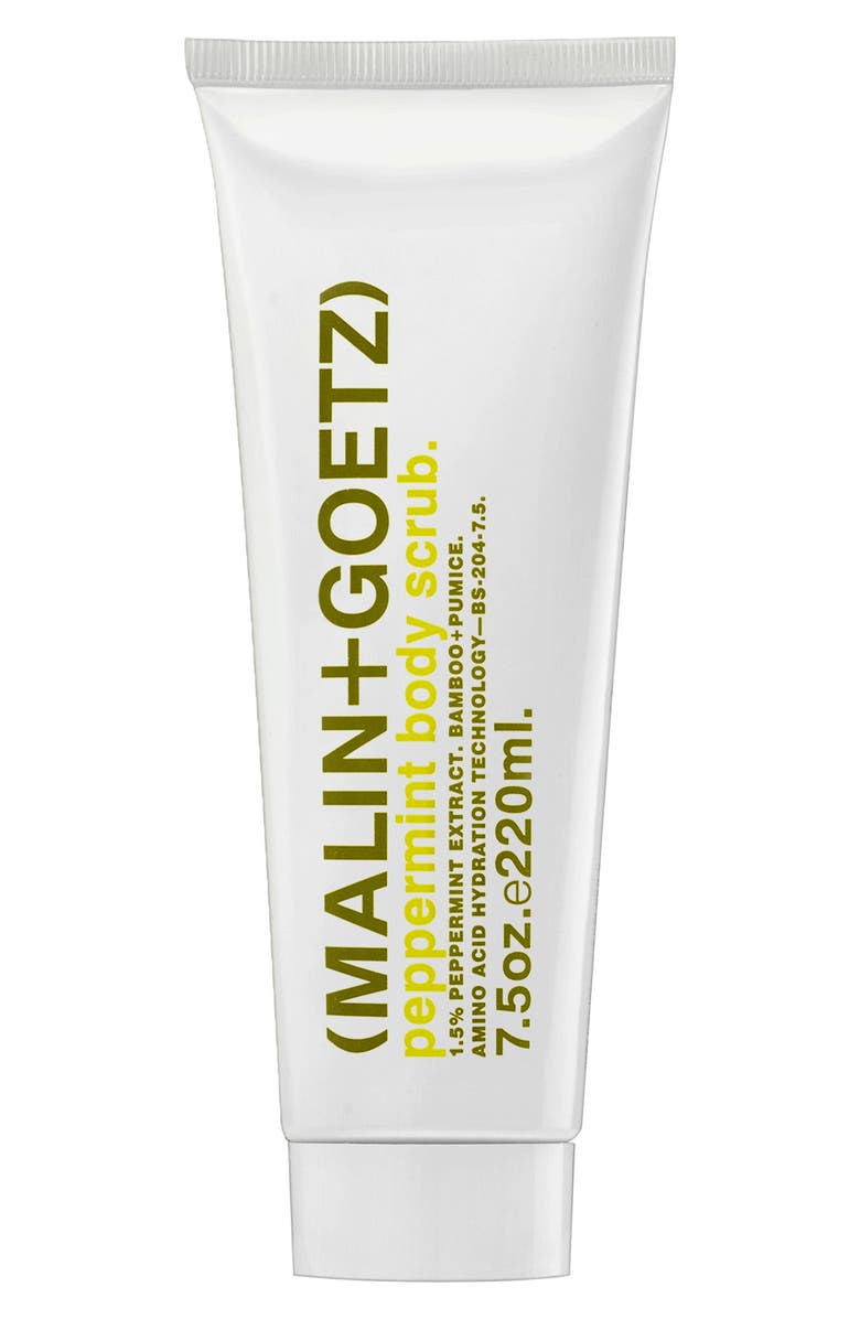 MALIN GOETZ Peppermint Body Scrub