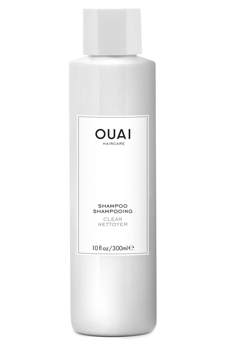 OUAI Clean Shampoo, Main, color, NO COLOR