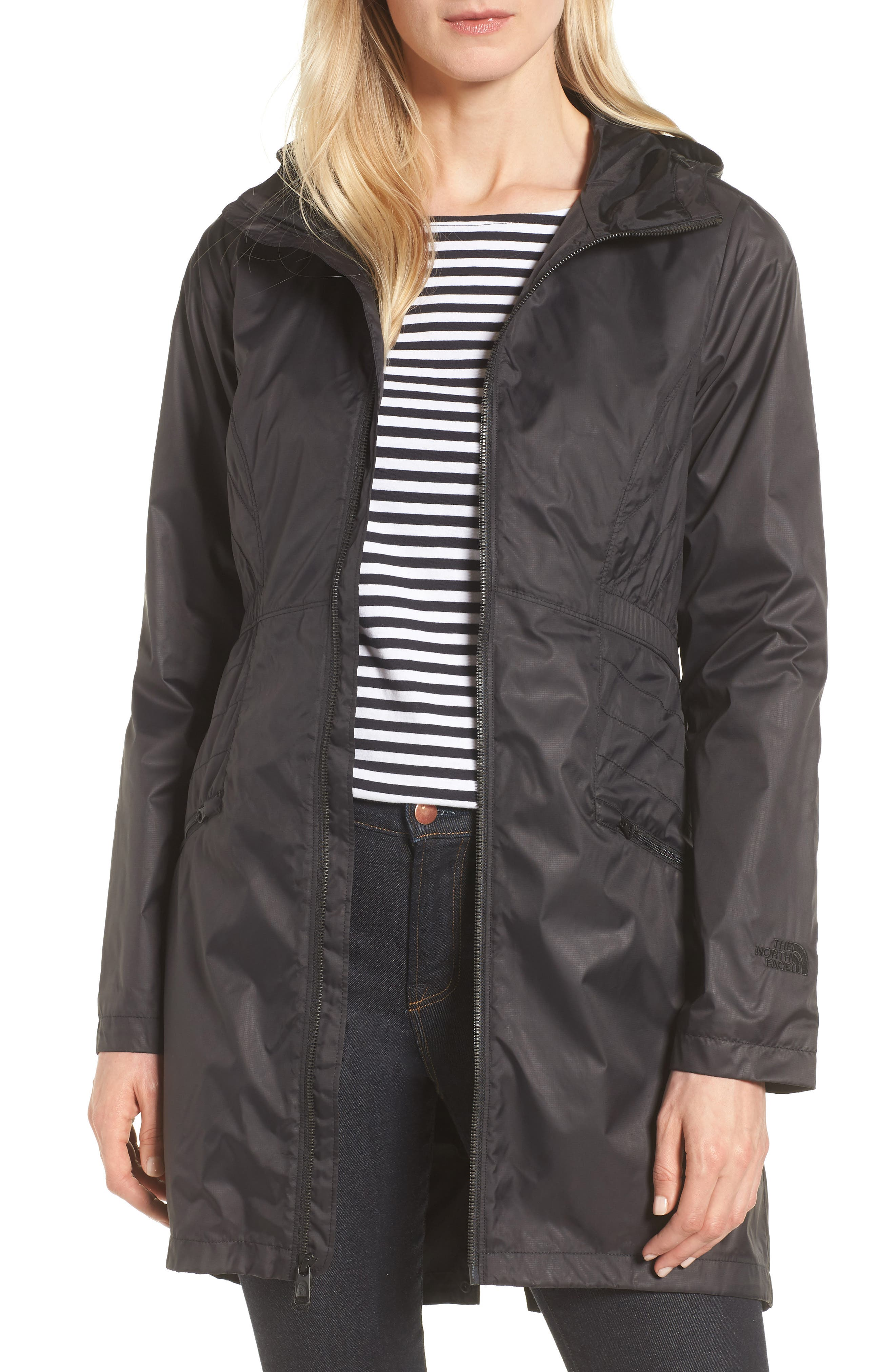 The North Face Rissy 2 Hooded Water Repellent Raincoat