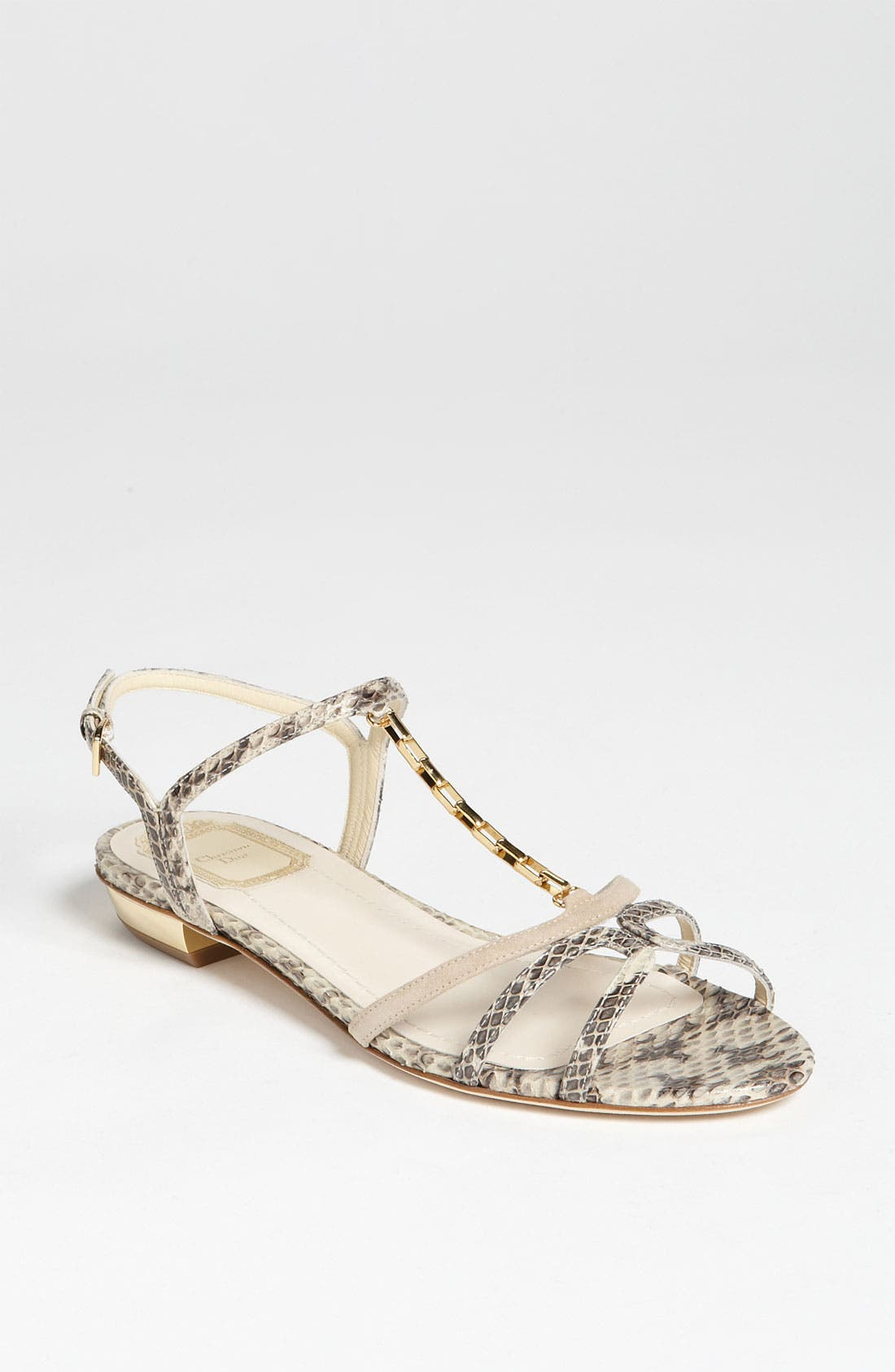 Dior 'Chain' Sandal   Nordstrom