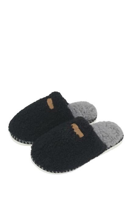 Image of GAAHUU Berber Faux Fur Scuff Slipper