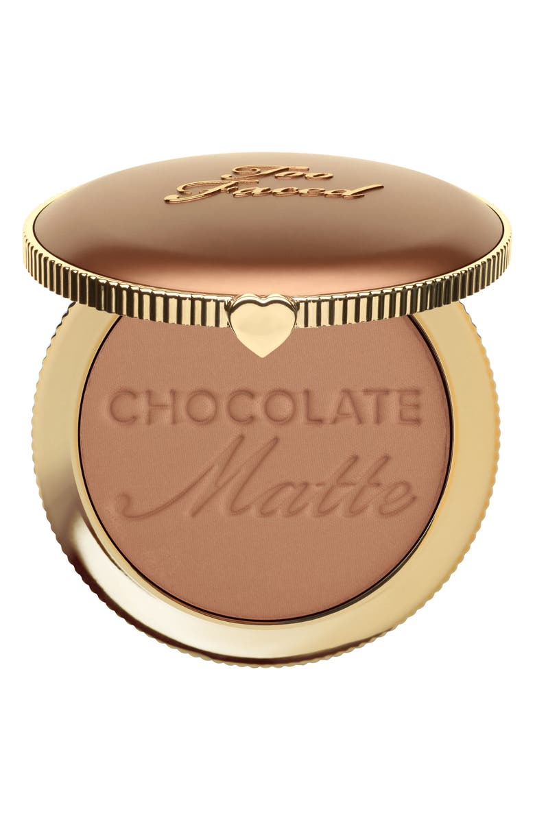 TOO FACED Chocolate Soleil Matte Bronzer, Main, color, CHOCOLATE SOLEIL