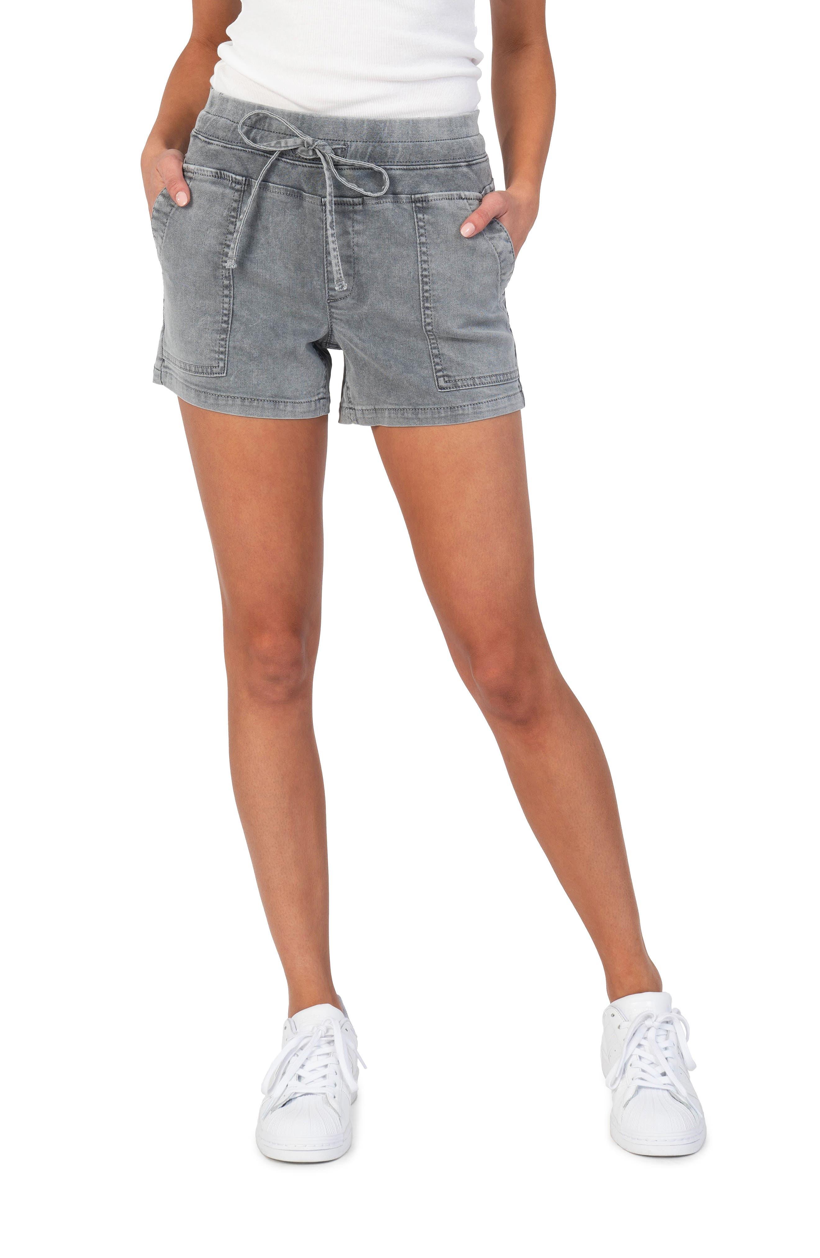 Ilina Drawcord Shorts