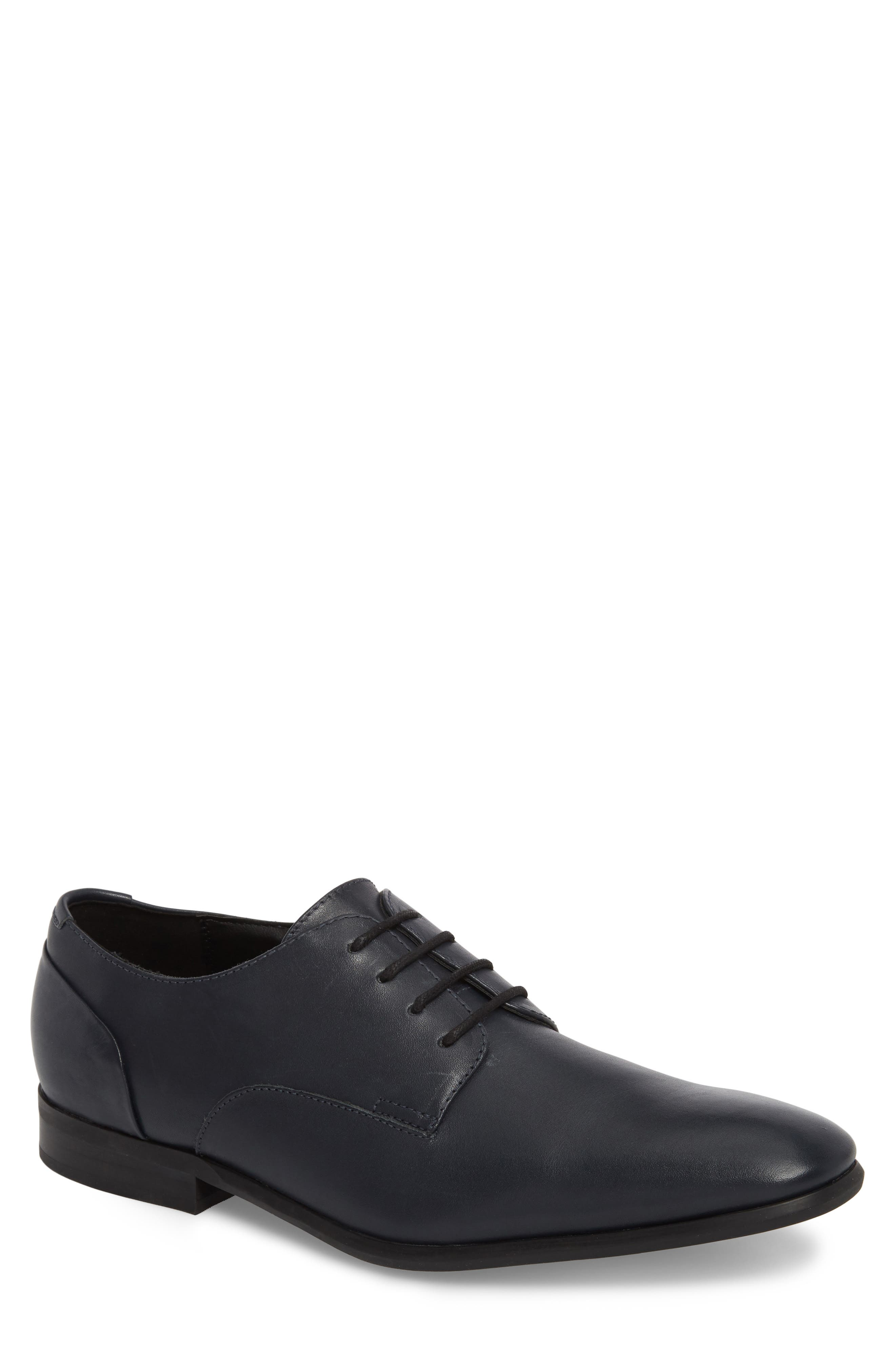 Image of Calvin Klein Lucca Plain Toe Derby