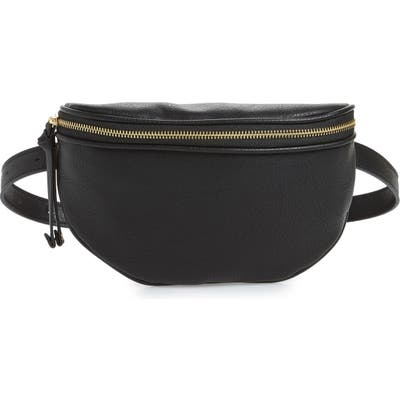 Sole Society Audre Belt Bag - Black