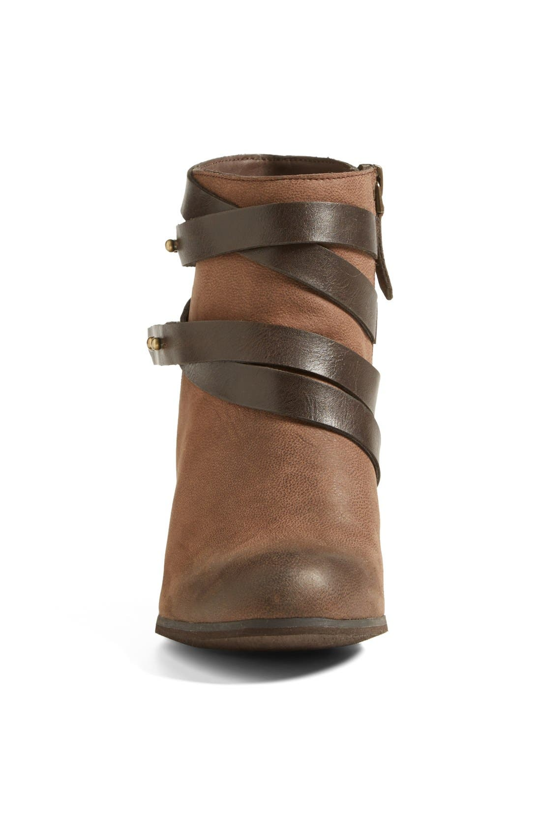 ,                             'Train' Wrap Belted Bootie,                             Alternate thumbnail 20, color,                             206