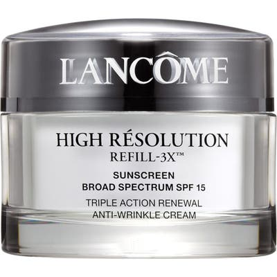 Lancome High Resolution Refill-3X Anti-Wrinkle Moisturizer Cream