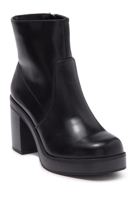 Image of Madden Girl Tornado Block Heel Boot