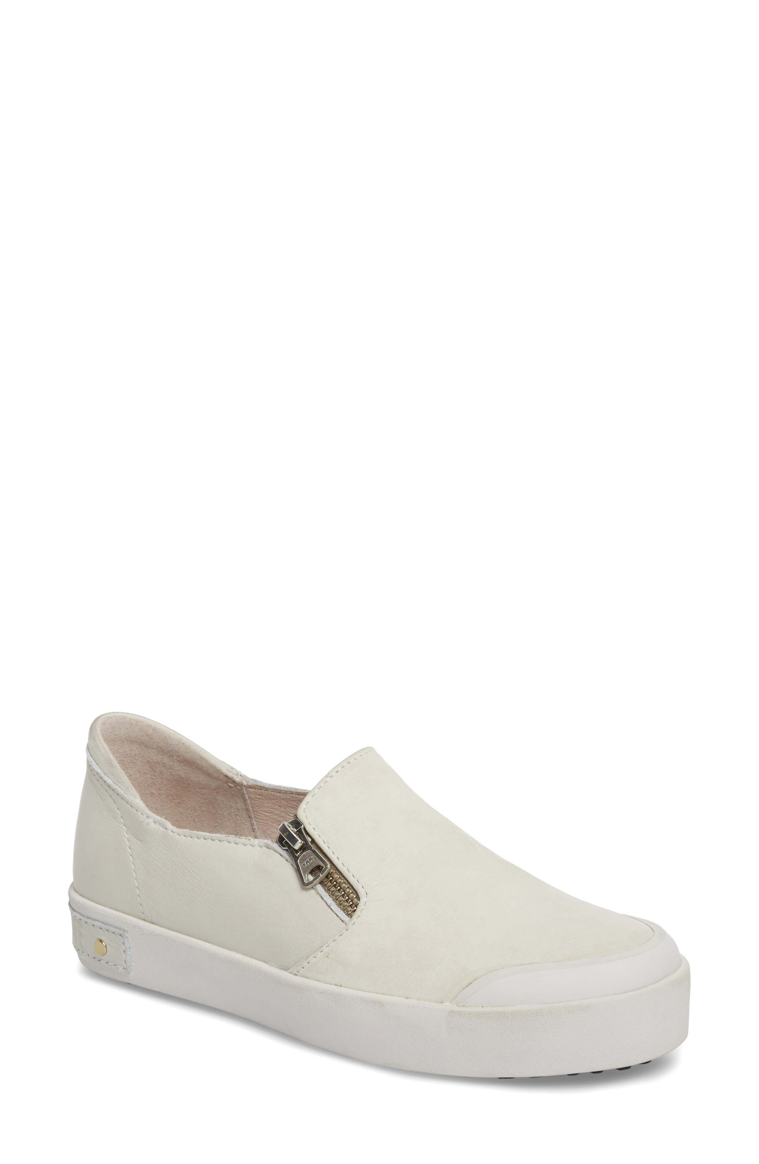 Blackstone Pl82 Slip-On Sneaker White