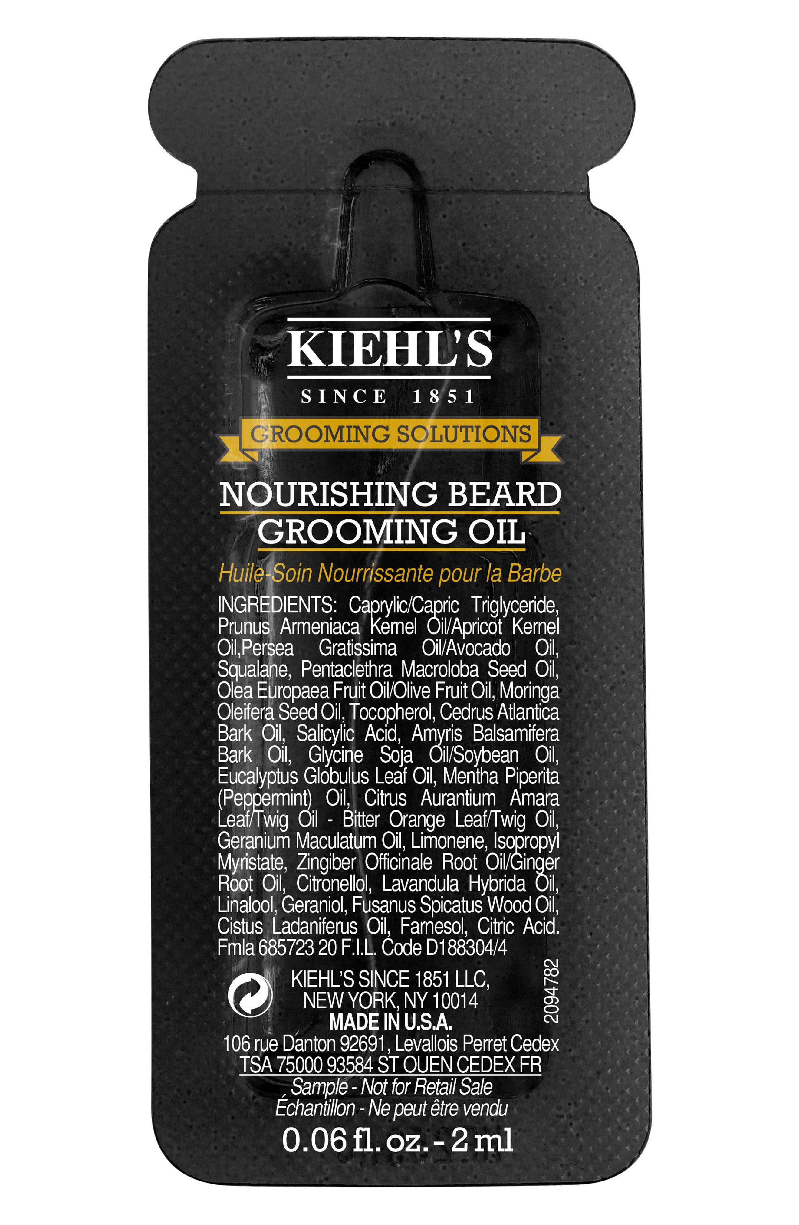 ,                             Nourishing Beard Grooming Oil,                             Alternate thumbnail 6, color,                             000