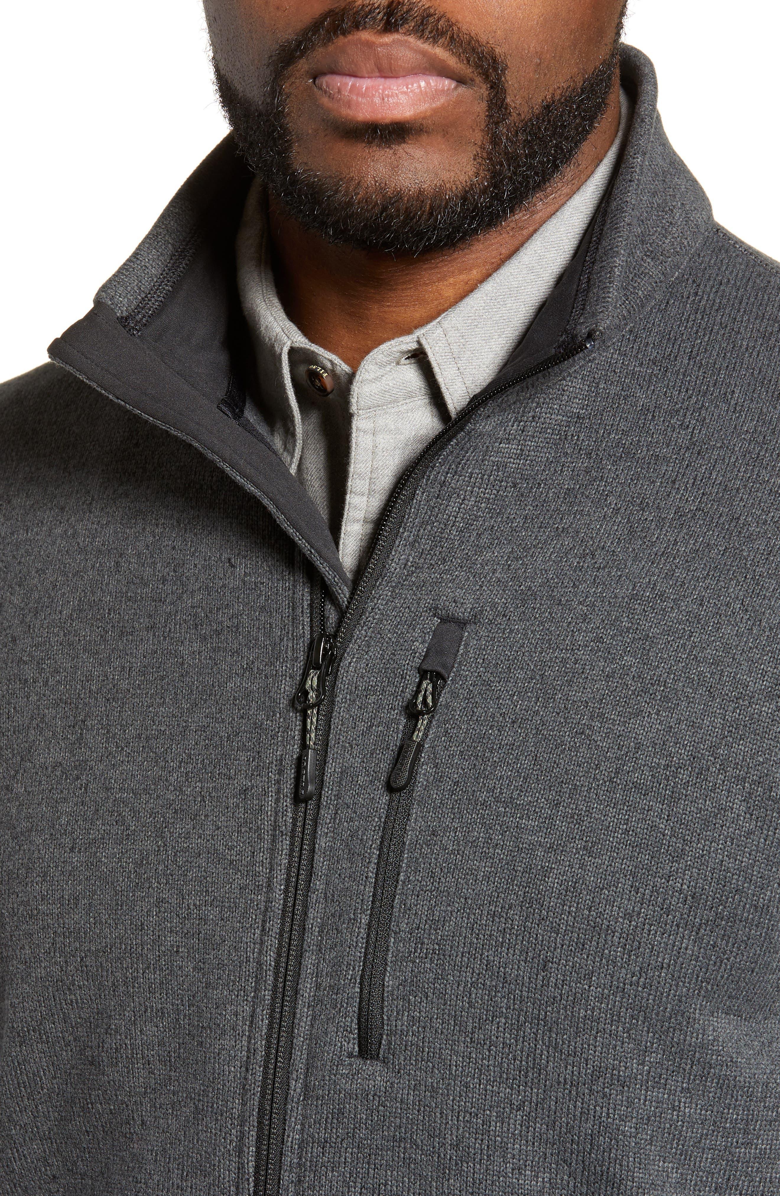 ,                             Ridgeway Polartec<sup>®</sup> Fleece Jacket,                             Alternate thumbnail 5, color,                             086
