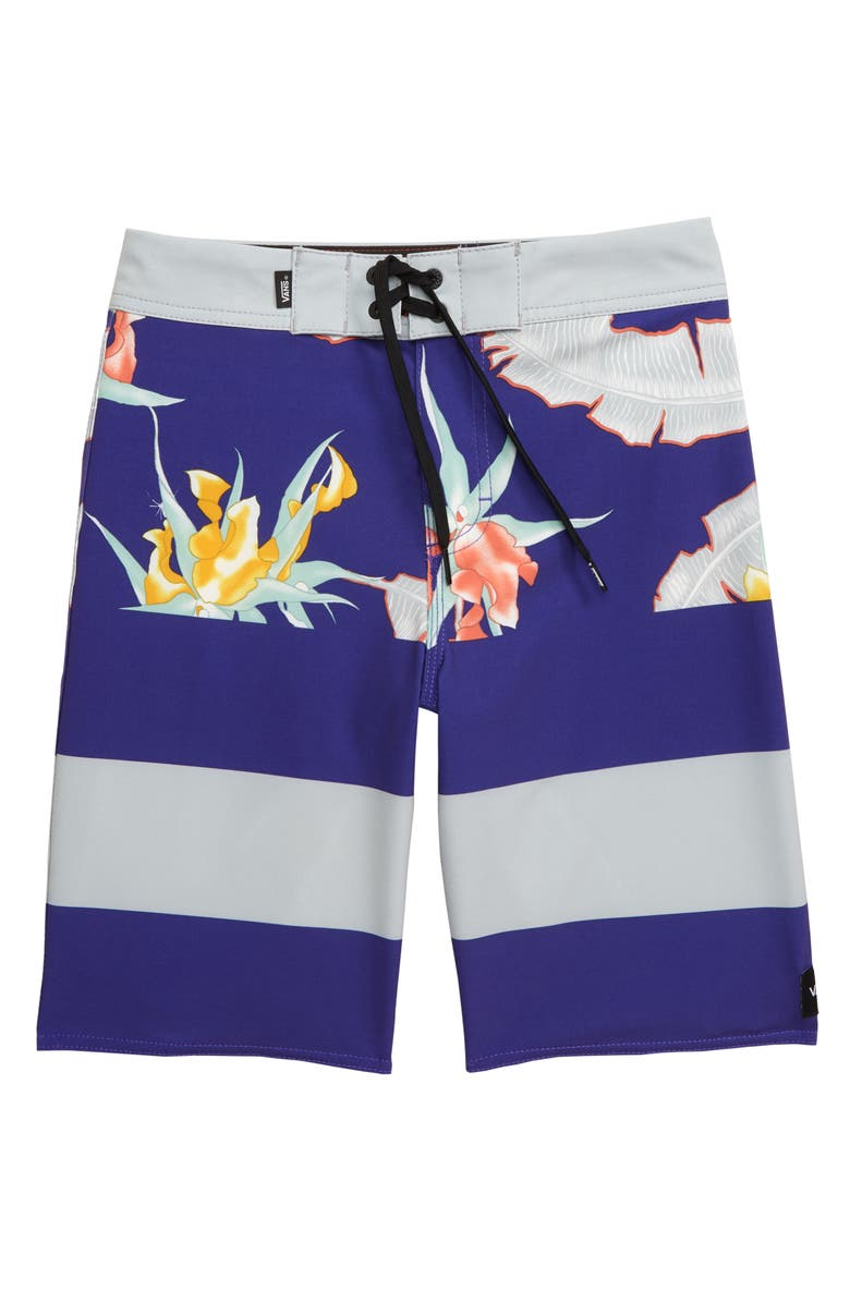 VANS Era Board Shorts, Main, color, 510