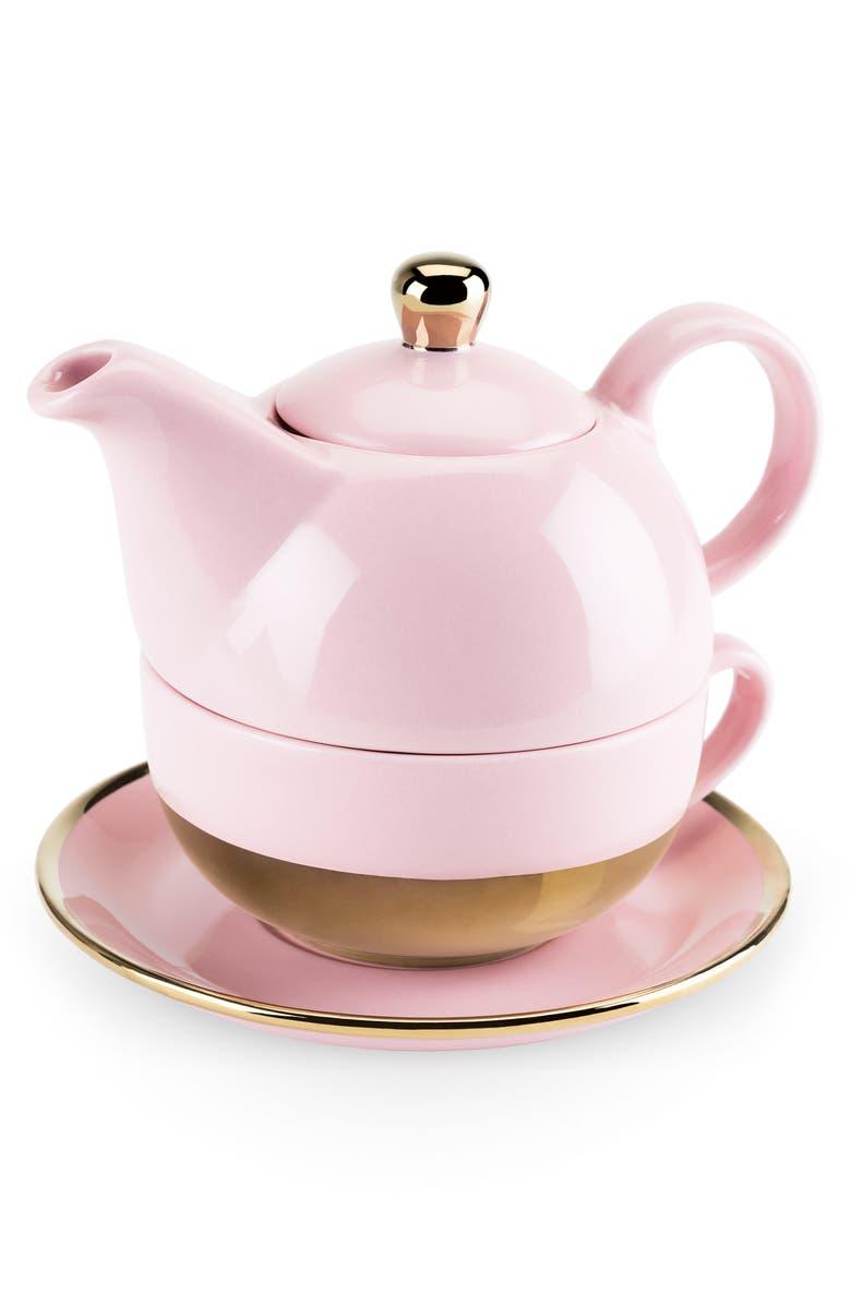 PINKY UP Addison Tea Set, Main, color, 650