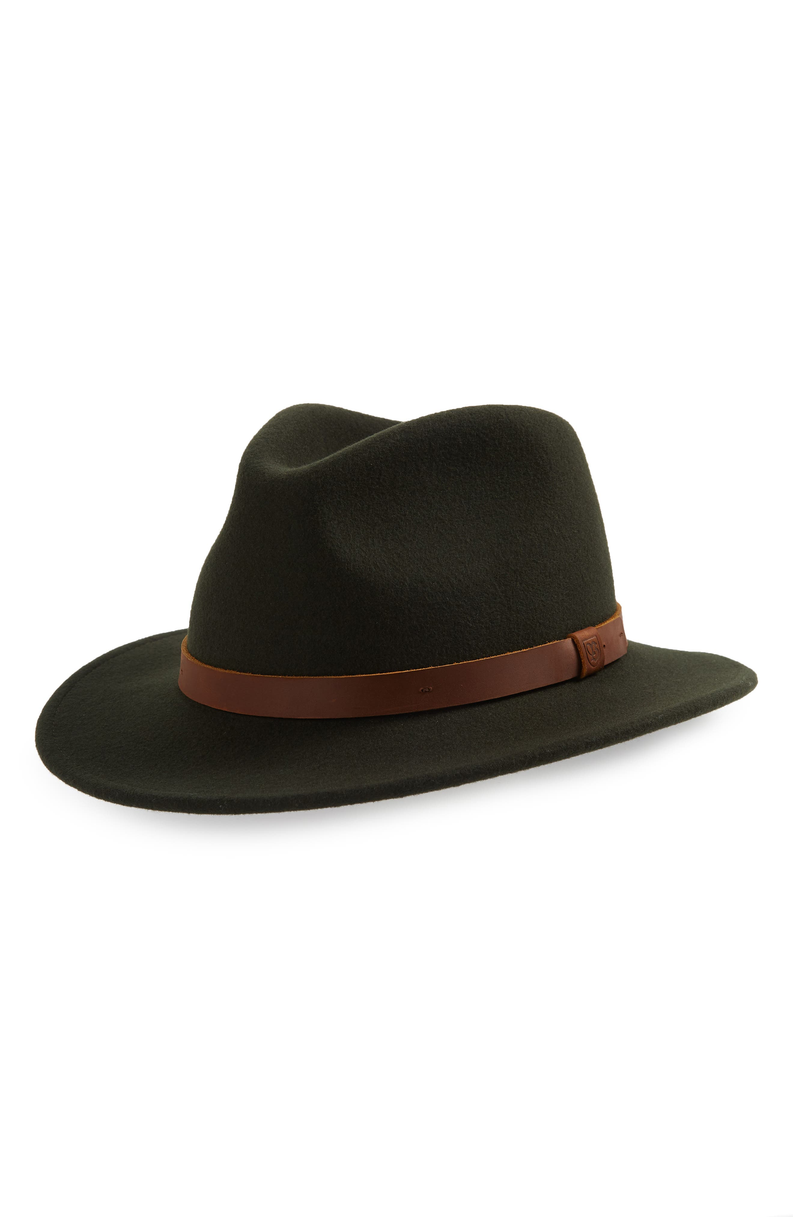 ,                             Messer II Felted Wool Fedora,                             Main thumbnail 11, color,                             300