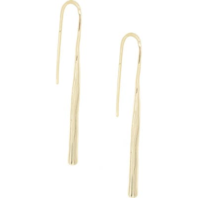 Uncommon James By Kristin Cavallari Jersey Linear Earrings