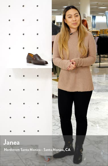 Elche Penny Loafer, sales video thumbnail