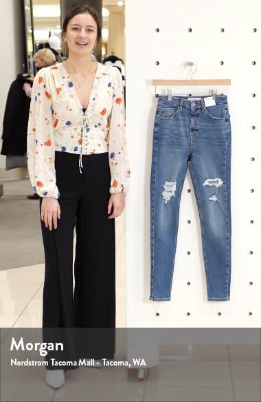 Jamie Thigh Rip Jeans, sales video thumbnail