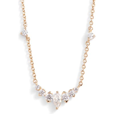 Nadri Tango Station Frontal Necklace