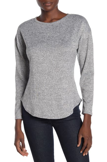 Image of Blu Pepper Back Bow Tie Knit Sweater