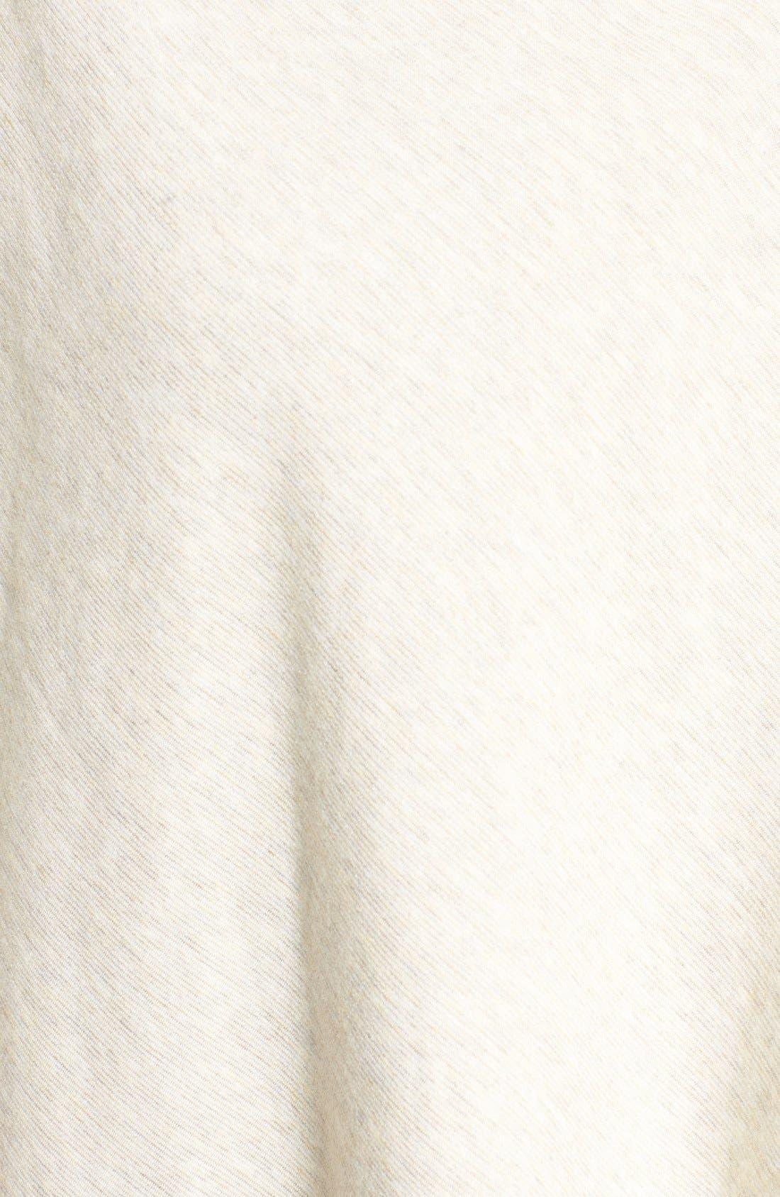 ,                             One-Button Fleece Wrap Cardigan,                             Alternate thumbnail 70, color,                             289