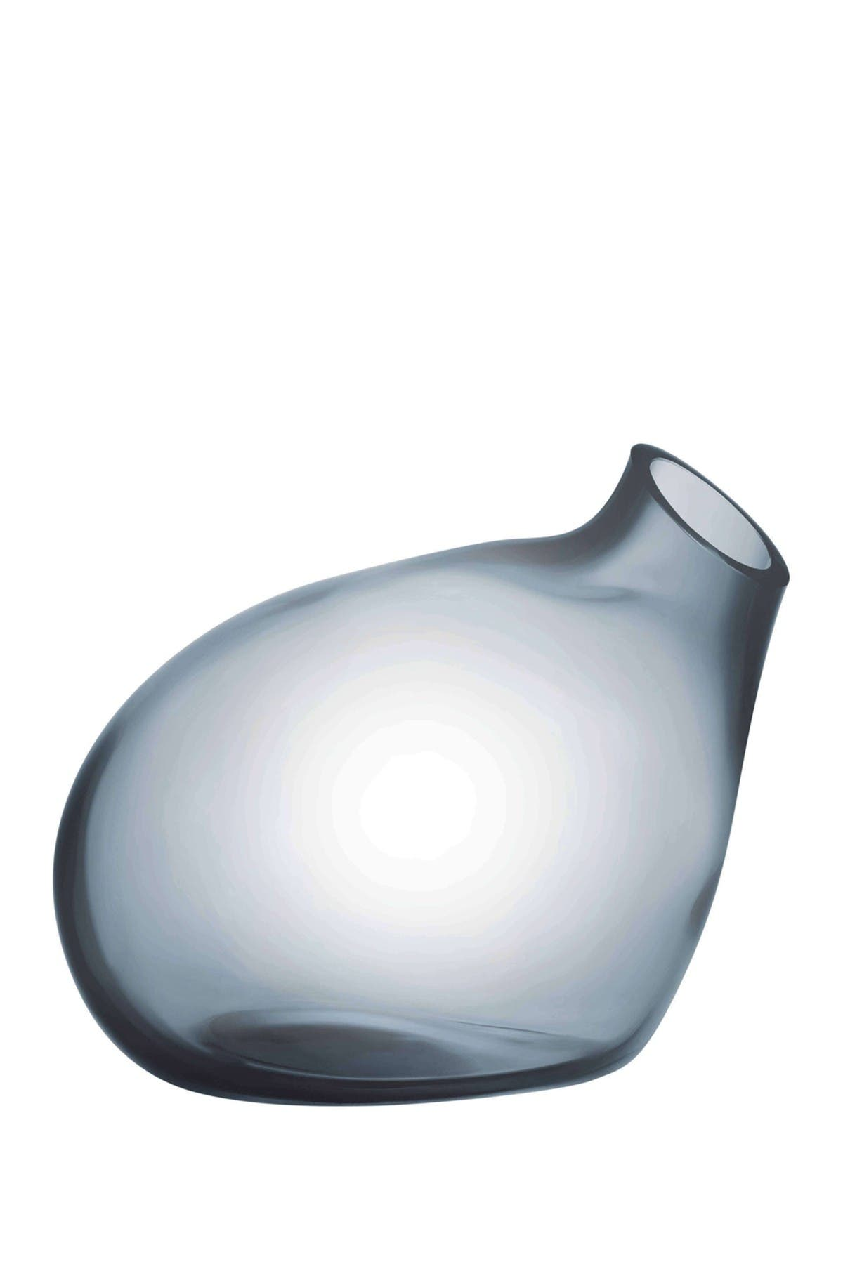 Image of Nude Glass Bubble Vase - Small - Soft Blue