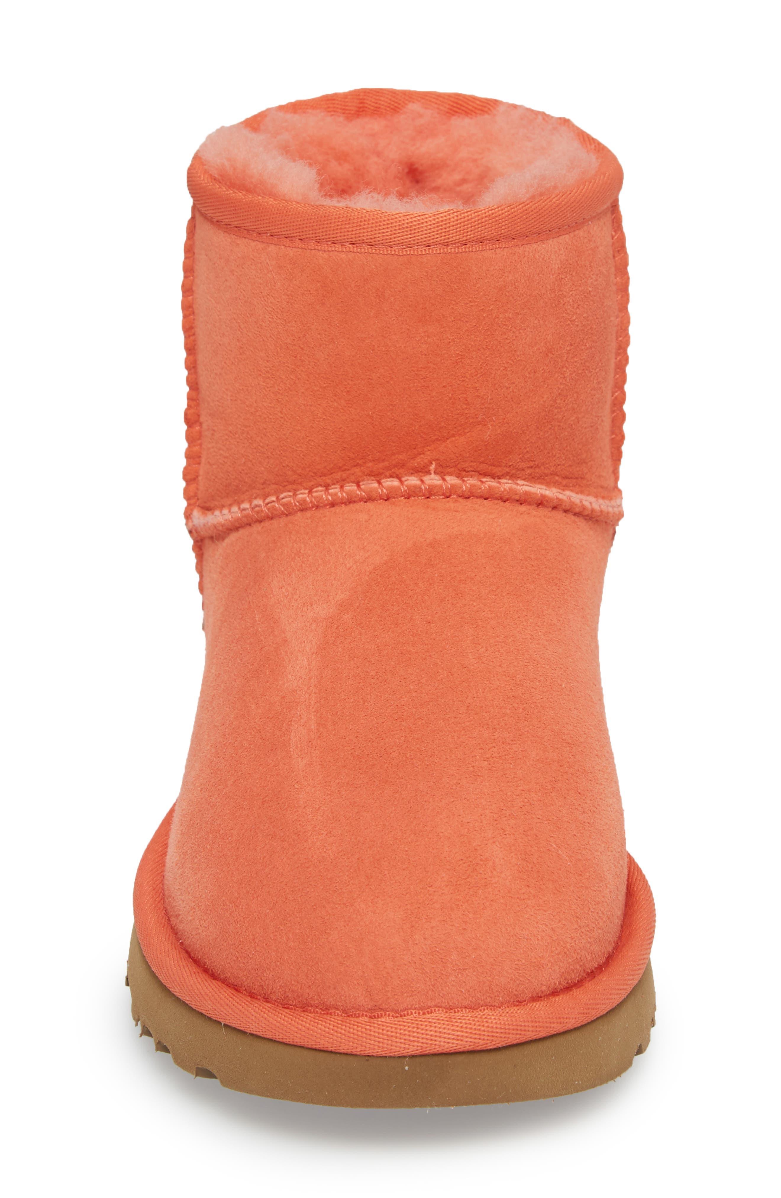 ,                             Classic Mini II Genuine Shearling Lined Boot,                             Alternate thumbnail 92, color,                             834