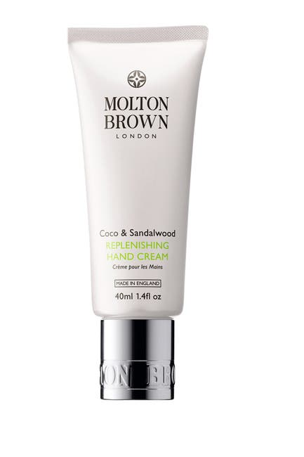 Image of Molton Brown Coco & Sandalwood Replenishing Hand Cream