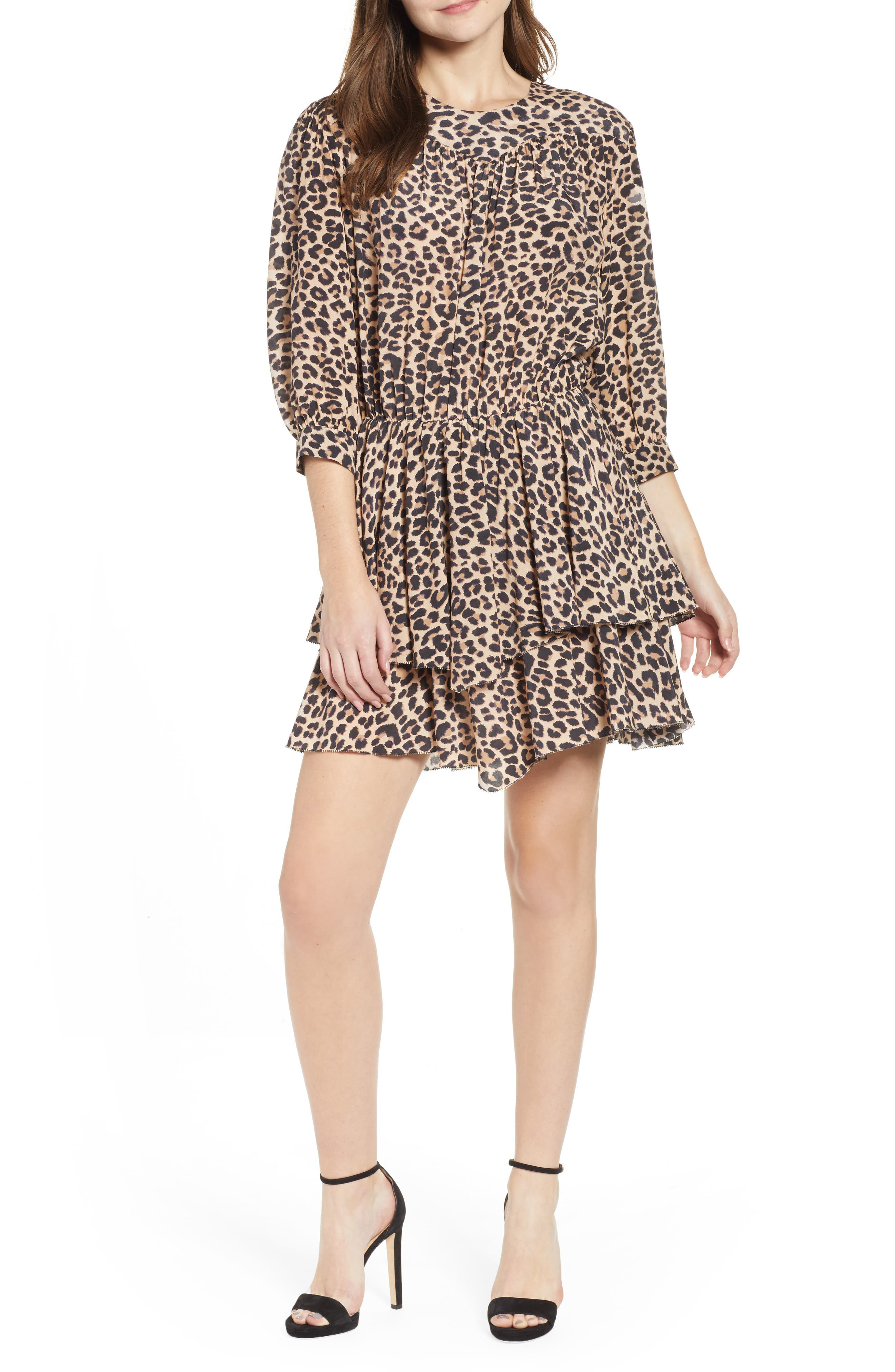 Rooka Leopard Print Dress by Zadig &Amp; Voltaire