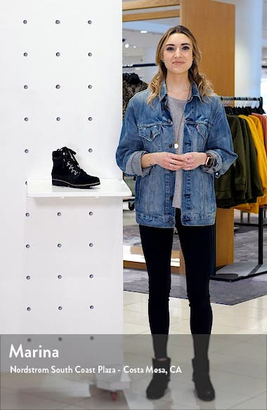 Ramona Waterproof Lace-Up Boot, sales video thumbnail