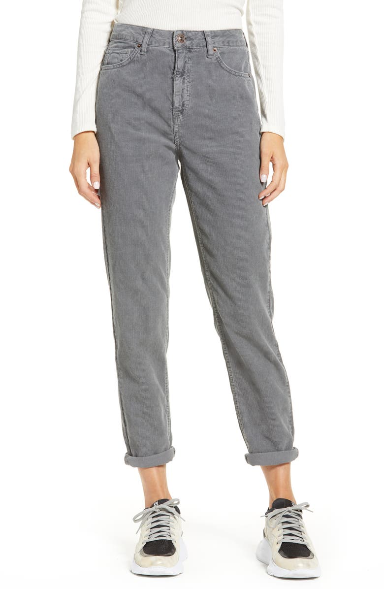 BDG URBAN OUTFITTERS Mom Corduroy Pants, Main, color, 020