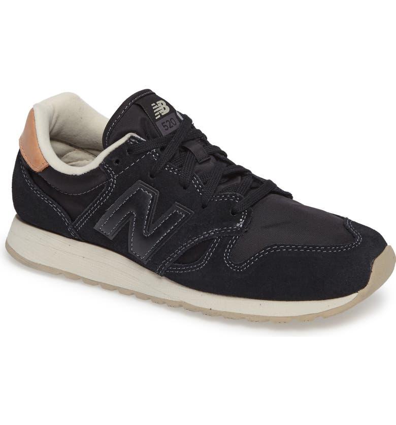 NEW BALANCE 520 Sneaker, Main, color, 001
