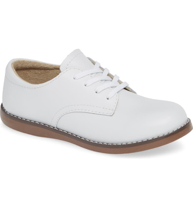 FOOTMATES Willy Oxford, Main, color, WHITE