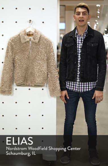 Teddy Bear Faux Fur Jacket, sales video thumbnail