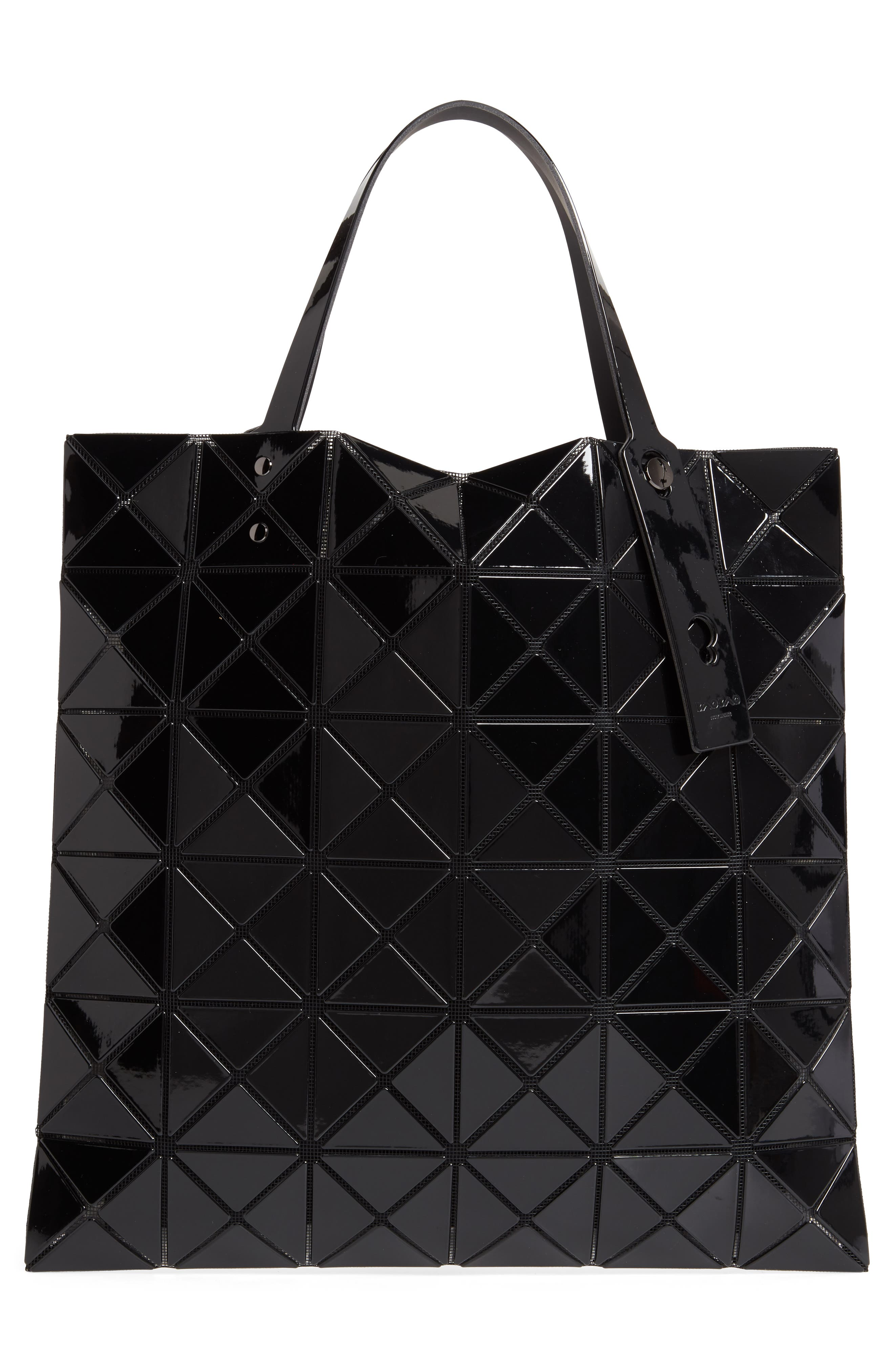 ,                             Lucent Tote,                             Alternate thumbnail 4, color,                             BLACK