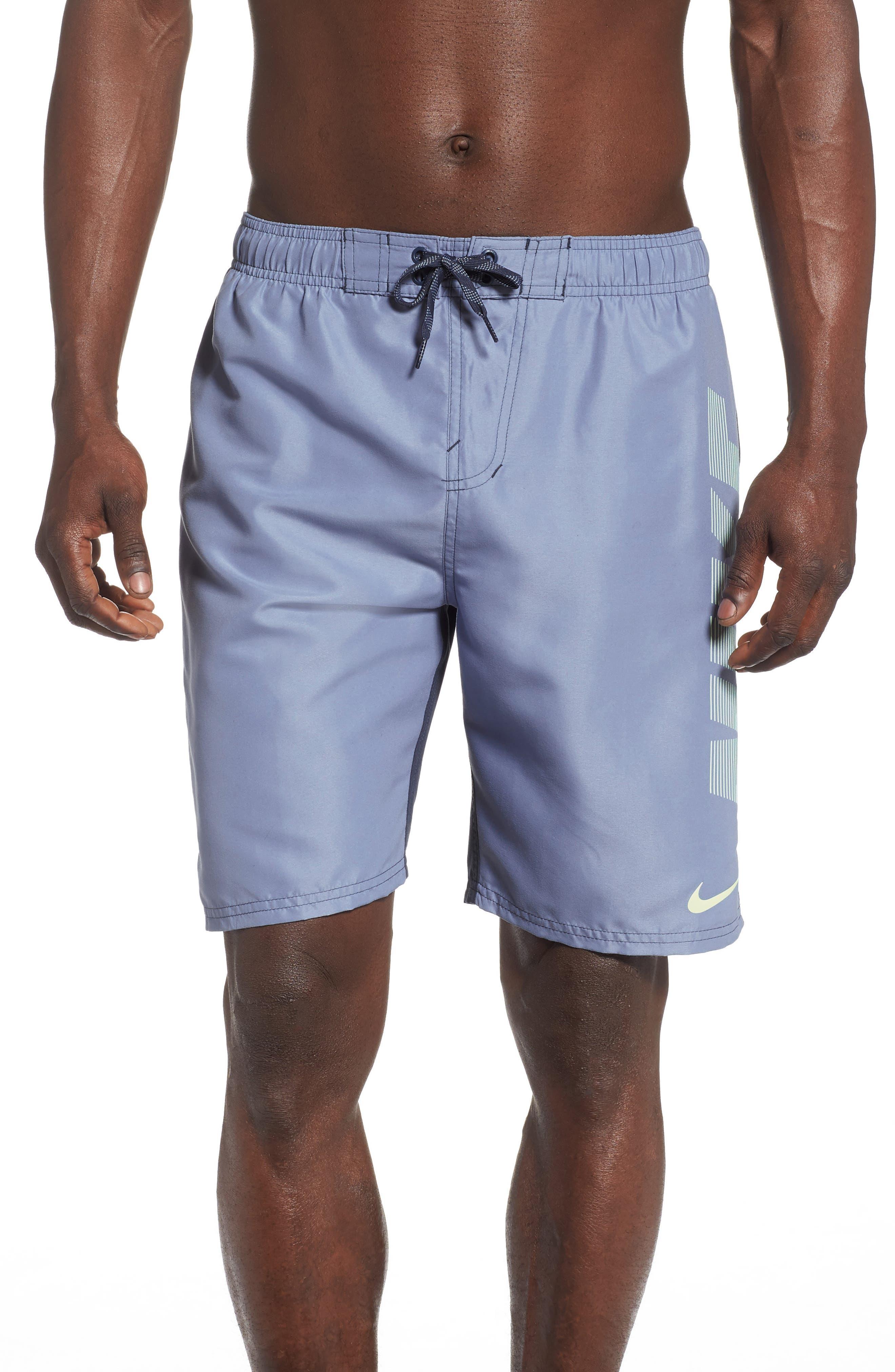 Rift Vital Volley Shorts, Main, color, MONSOON BLUE