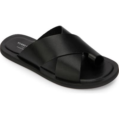 Kenneth Cole New York Ideal Slide Sandal, Black