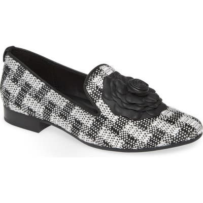 Taryn Rose Brigitta Loafer, Black