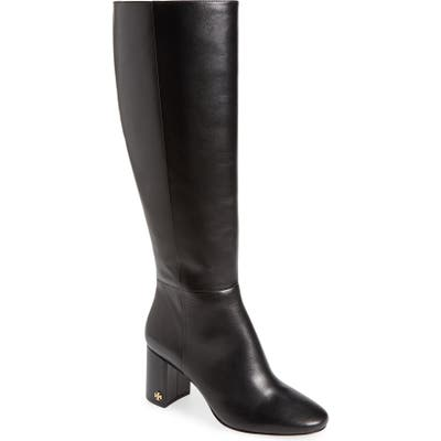 Tory Burch Kira Knee High Boot, Black