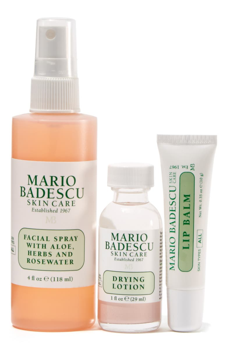 MARIO BADESCU The Essentials Set, Main, color, NO COLOR