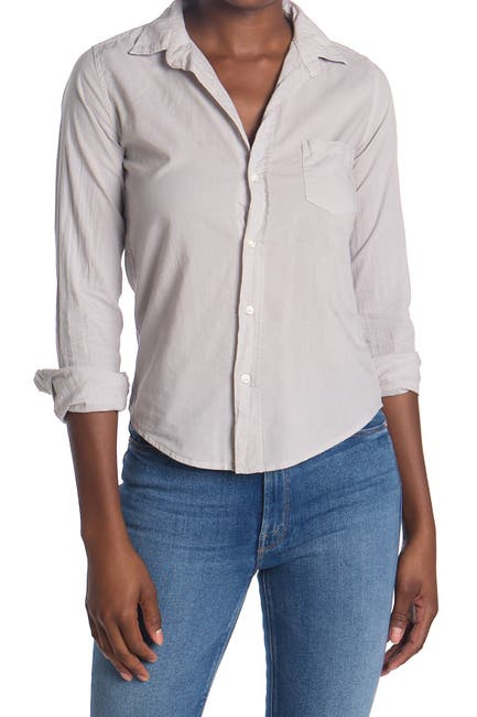Image of FRANK & EILEEN Barry Solid Classic Tailored Fit Shirt