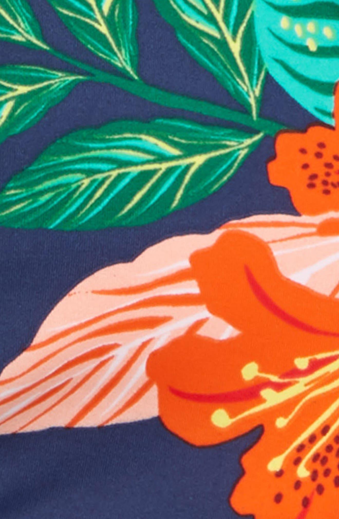 ,                             Hibiscus Jungle Two-Piece Swimsuit,                             Alternate thumbnail 2, color,                             MULTI